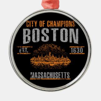 Ornamento De Metal Boston