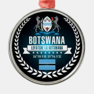 Ornamento De Metal Botswana