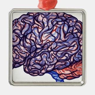 Ornamento De Metal BrainStorming