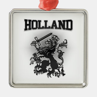 Ornamento De Metal Brasão de Holland