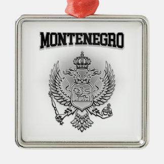 Ornamento De Metal Brasão de Montenegro