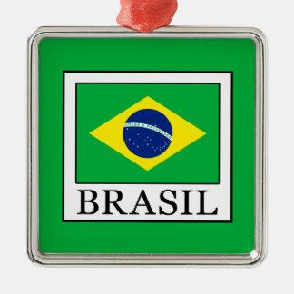 Ornamento De Metal Brasil