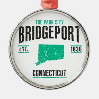 Ornamento De Metal Bridgeport