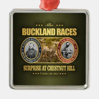 Ornamento De Metal Buckland compete (FH2)