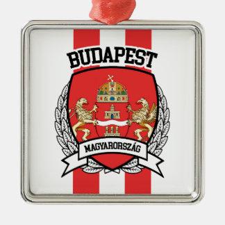 Ornamento De Metal Budapest