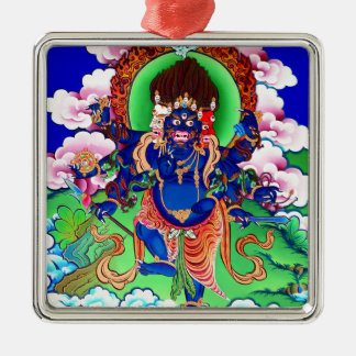 Ornamento De Metal Budismo tibetano Thangka budista Ucchusma