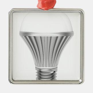 Ornamento De Metal Bulbo do diodo emissor de luz