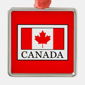 Ornamento De Metal Canadá