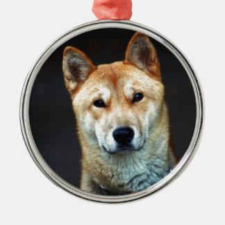 Ornamento De Metal cão