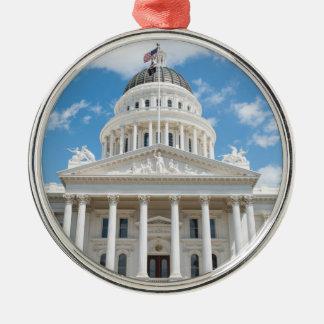 Ornamento De Metal Capitólio do estado de Califórnia em Sacramento