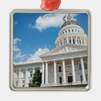 Ornamento De Metal Capitólio do estado de Sacramento de Califórnia