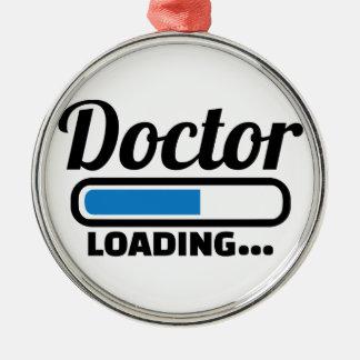Ornamento De Metal Carga do doutor