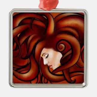 Ornamento De Metal Cassandrina V1 - jellyhair