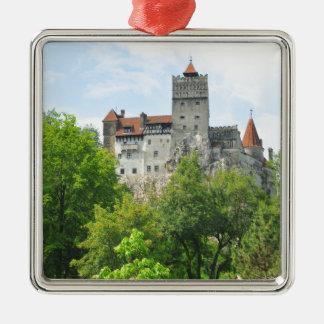 Ornamento De Metal Castelo do farelo, Romania