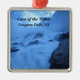 Ornamento De Metal Caverna dos ventos, Niagara Falls, NY