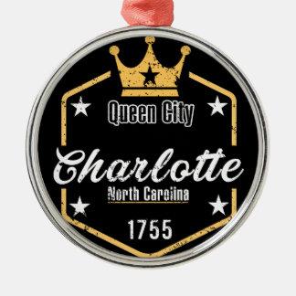Ornamento De Metal Charlotte