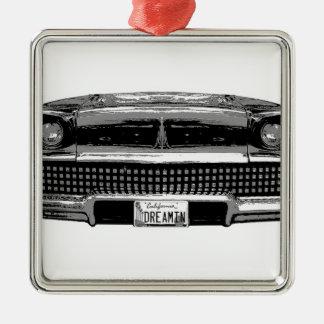 Ornamento De Metal Chevy clássico