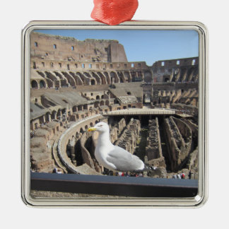 Ornamento De Metal Colosseum, Roma, Italia