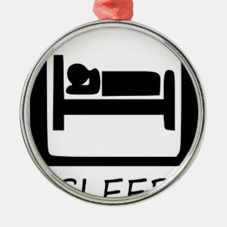 ORNAMENTO DE METAL COMA SLEEP15