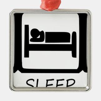 ORNAMENTO DE METAL COMA SLEEP17