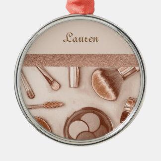 Ornamento De Metal Compo a coleção nos tons de bronze