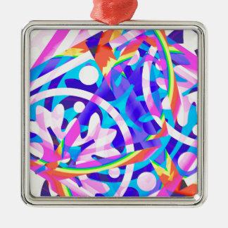 Ornamento De Metal Conjunto de variação da violeta da cor