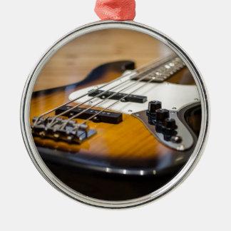 Ornamento De Metal Cordas baixas baixas do instrumento da guitarra