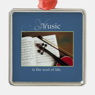 Ornamento De Metal Cordas musicais, a alma da vida, tradicional