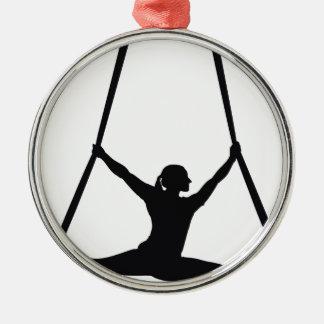 Ornamento De Metal Dança