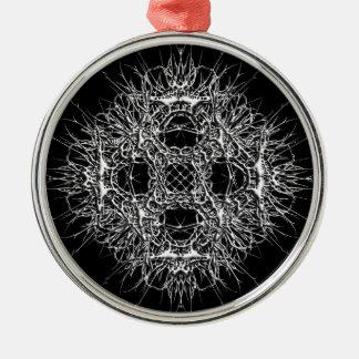 Ornamento De Metal dark 666