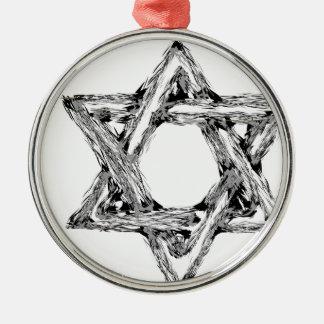 Ornamento De Metal david4