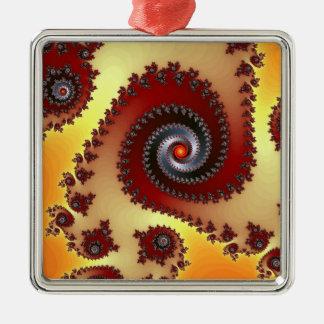 Ornamento De Metal Decorativo