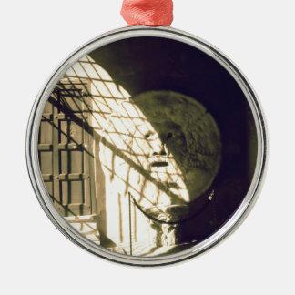 Ornamento De Metal Della Verita de Bocca (a boca da verdade)