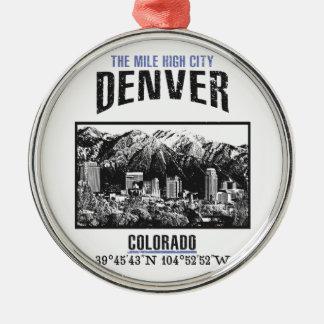 Ornamento De Metal Denver