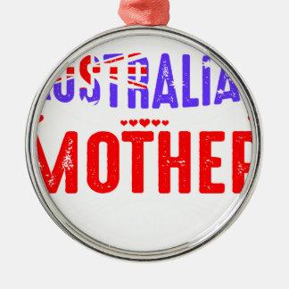Ornamento De Metal Desembarace do uso nao receoso australiano louco