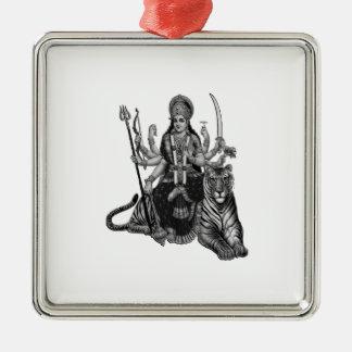 Ornamento De Metal Deusa de Shiva