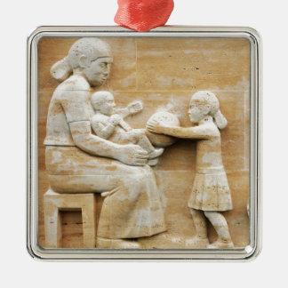 Ornamento De Metal Dia das mães feliz