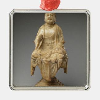 Ornamento De Metal Dinastia de Buddha - de Tang (618-907)