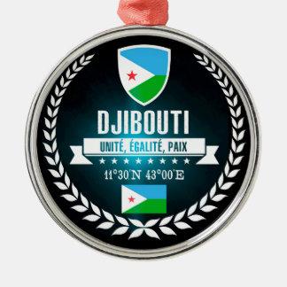 Ornamento De Metal Djibouti