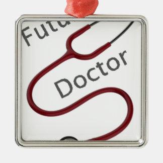 Ornamento De Metal Doutor futuro Dr.