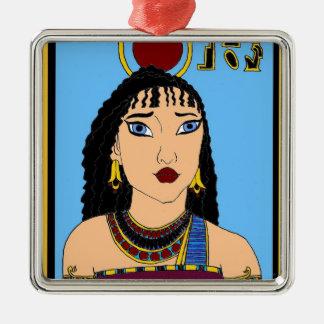 Ornamento De Metal Egípcio