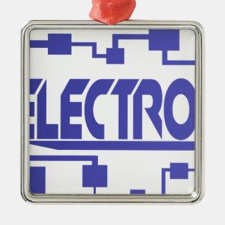 Ornamento De Metal Eletrônicos