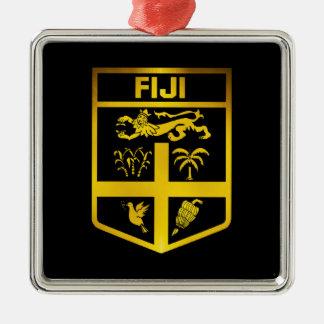 Ornamento De Metal Emblema de Fiji