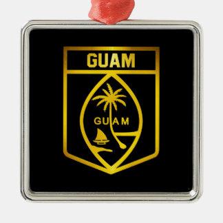 Ornamento De Metal Emblema de Guam