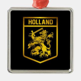 Ornamento De Metal Emblema de Holland