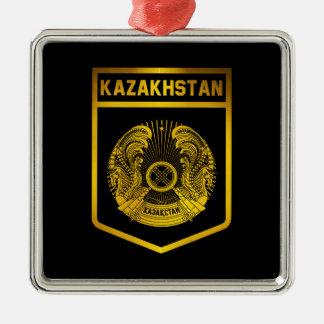 Ornamento De Metal Emblema de Kazakhstan