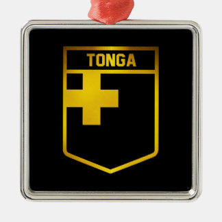 Ornamento De Metal Emblema de Tonga