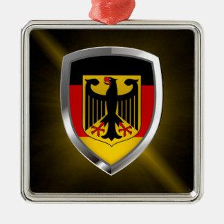 Ornamento De Metal Emblema metálico de Alemanha