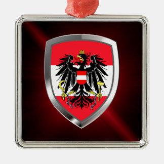 Ornamento De Metal Emblema metálico de Áustria