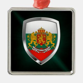 Ornamento De Metal Emblema metálico de Bulgária